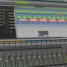 Screenshot of Pro Tools